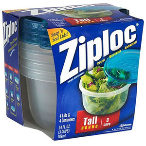 Ziploc the startup dieter friend
